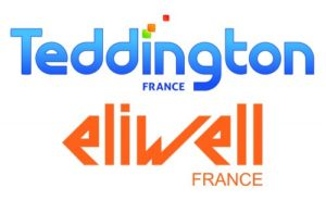 Logo ELIWELL FRANCE / TEDDINGTON FRANCE