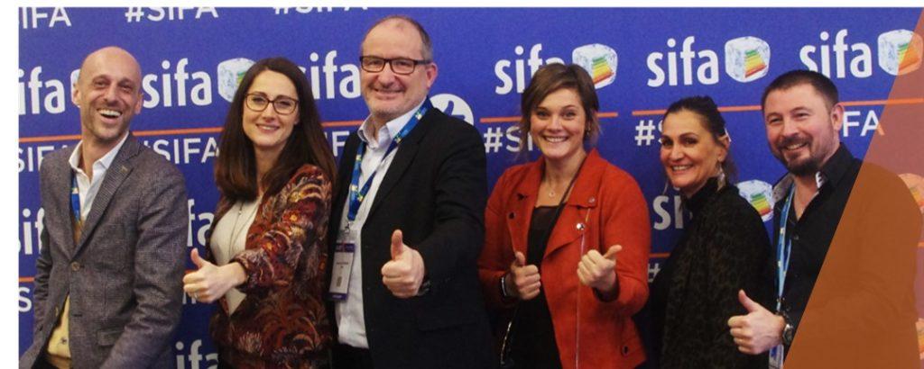 equipe organisatrice du Sifa