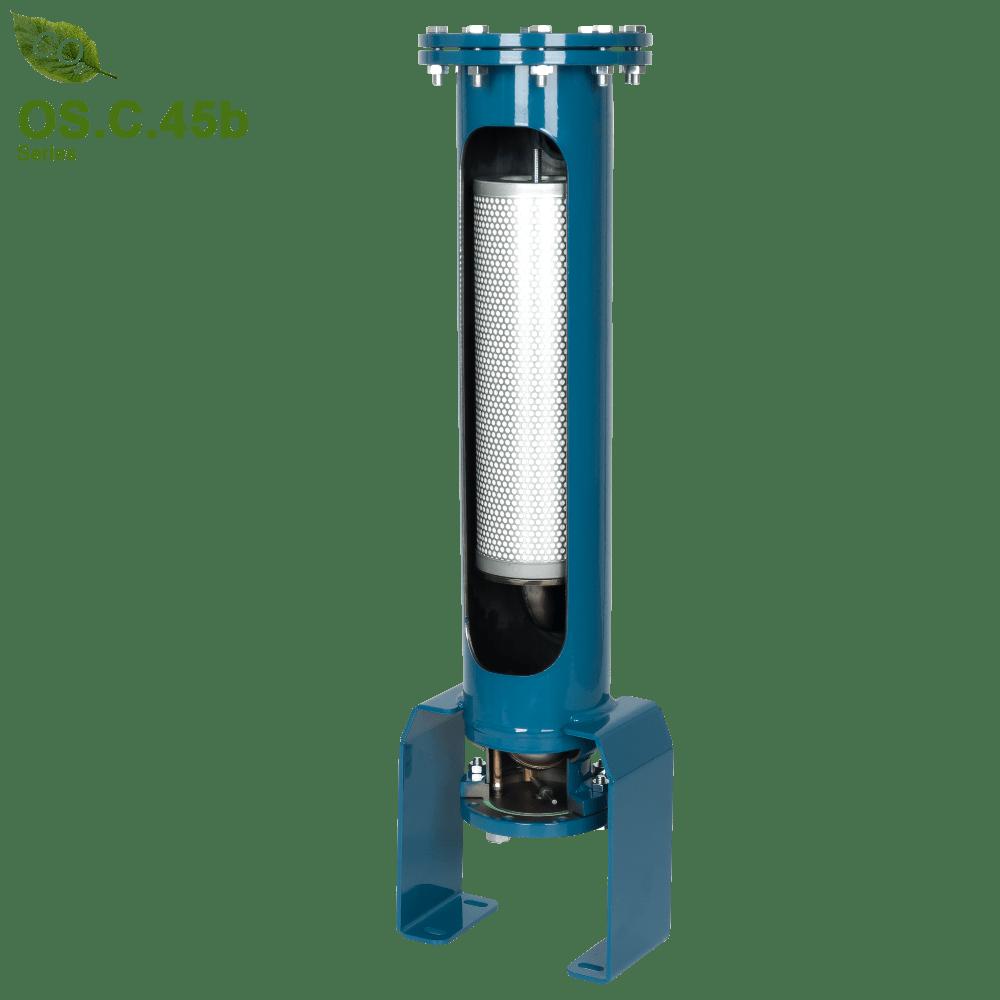 Séparateur d'huile pour CO2