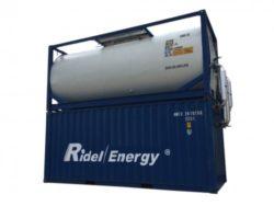RIDEL ENERGY