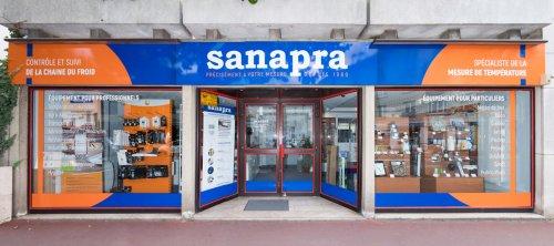 Sanapra nouvel aménagement à St Maur (94)